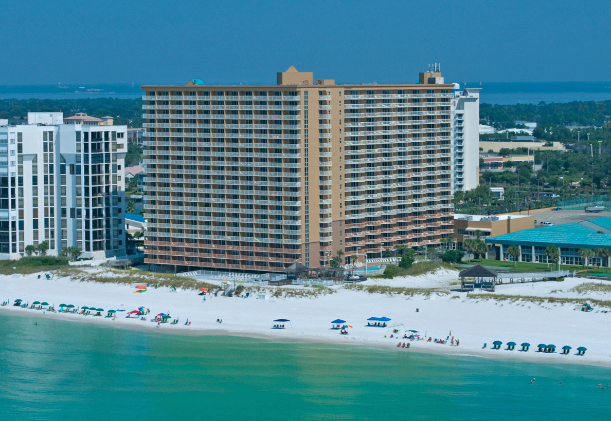 Pelican beach resort destin fl vacation condo rentals - 1 bedroom condos in destin fl on the beach ...