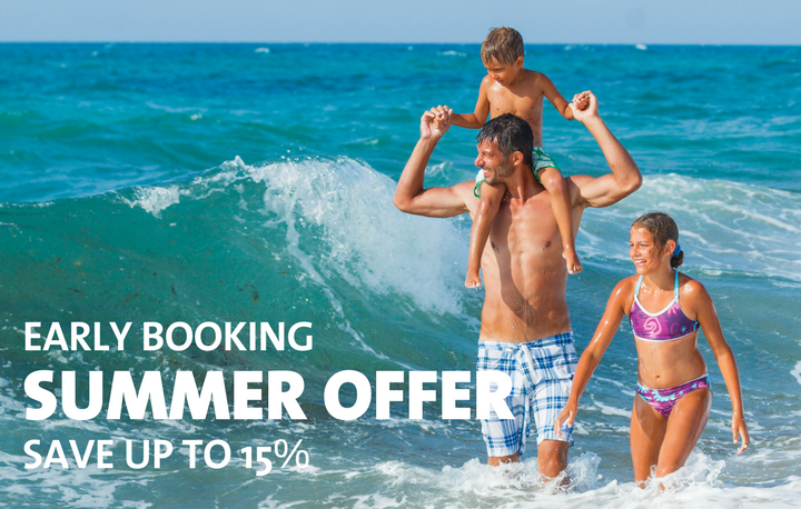 Destin, FL Summer Vacation Offers