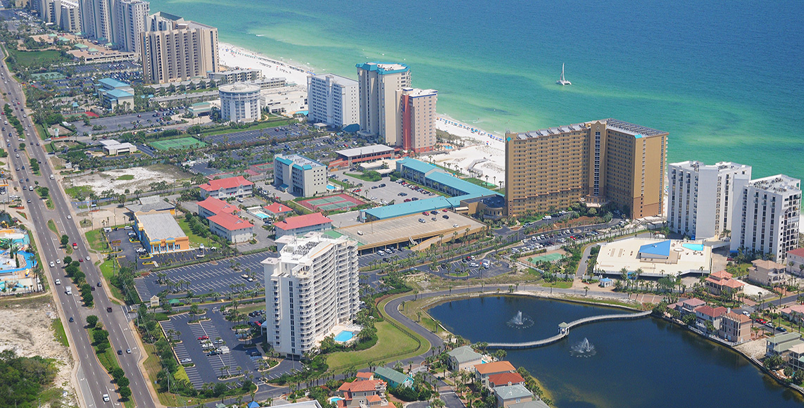Destin Fl Condo Rentals Accommodations At Pelican Beach