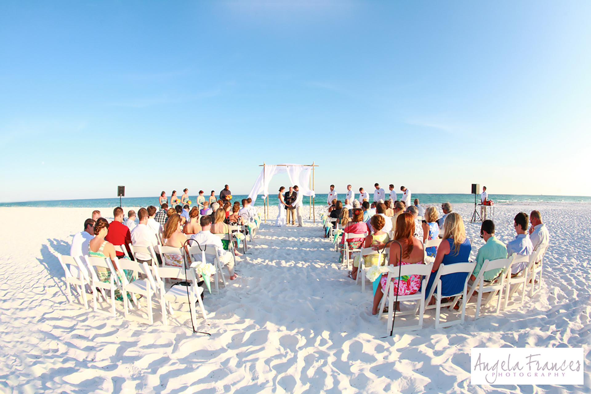 The Perfect Location For Beach Weddings In Destin Fl
