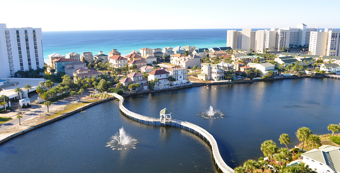 Destin fl condos 102 terrace at pelican beach 2 bedroom - 1 bedroom condos in destin fl on the beach ...